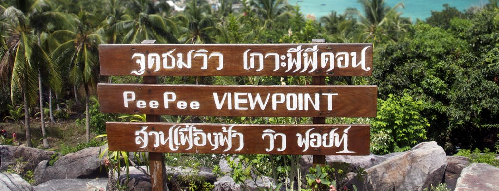 VIEW POINT KOH PHI PHI